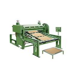 Automatic Roll To Sheet Cutting Machine