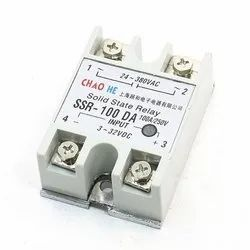 Solid State Relay Single Phase Type