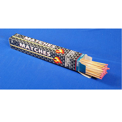 Barbeque Match Box