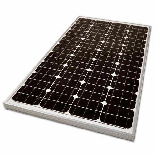 Tata Power Solar Mono Crystalline Power Panels Voltage 12 V Rs 22 Watt Id 20378022597