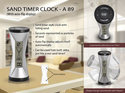 Digital Sand Timer Clock