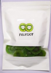 A Grade FruitJoy Dehydrated Kiwi 200g/400g/Custom
