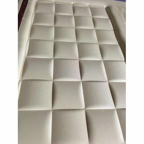 Off White Designer Pvc Sheet Rs 85 Square Feet M S Garg