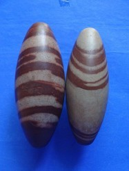 Religious Stone Shiva Ligam Narmada