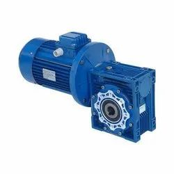 NBE 0.5 - 15 Hp Worm Geared Motor, For Industrial
