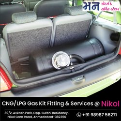CNG/LPG Gas Kit Fitting