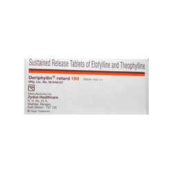 Deriphyllin Tablets