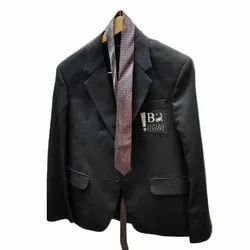 Black Formal Wear Men Blazer