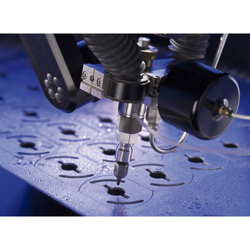 Omax Waterjet Cutting Service in Noida, Sector 62 by Jaiwal