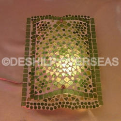 Green Color Wall Lamp