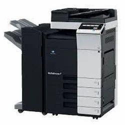 Laser Color Konica Minolta Photocopy Machine, For Printing