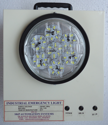 Industrial Emergency Light (Model-SB_LED_21W)