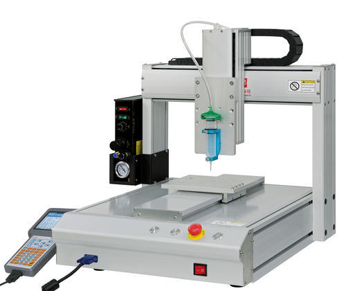 Automatic Robotic Glue Dispensing Machine Ascomp Inc
