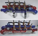 5 In Out SS 304 Water Manifold
