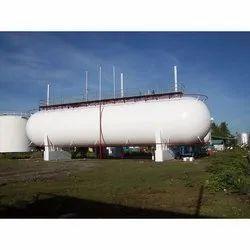 LPG Bullet Tank