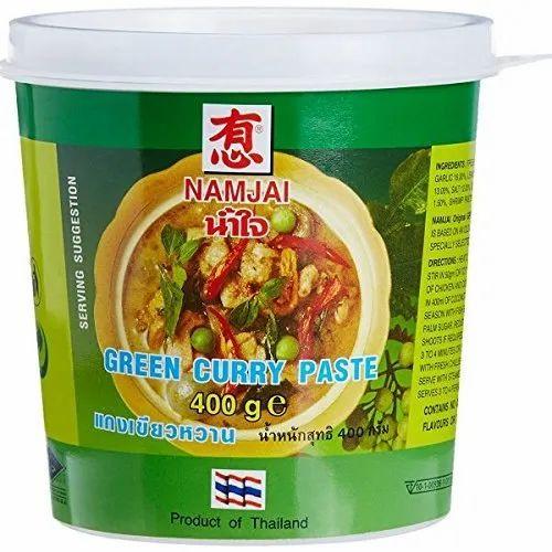 Namjai Green Curry Paste
