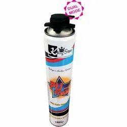 Beige Polyurethane Foam Sealant, Packaging Type: Can, Grade Standard: Industrial Grade