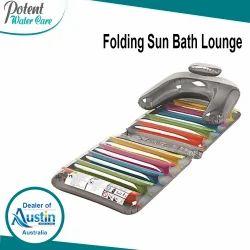 Folding Sun Bath Lounge