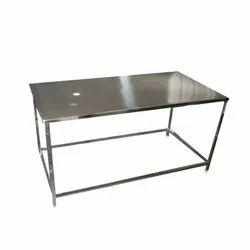 SS Rectangular Table