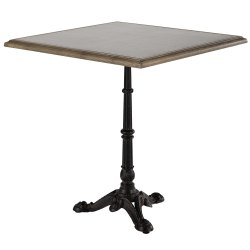 Cast Iron Dining Table