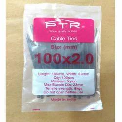 Nylon Cable Tie 100x2 mm