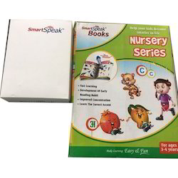 Pre School Nursery Speak Books.