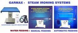 Industrial Steam Ironing Machine