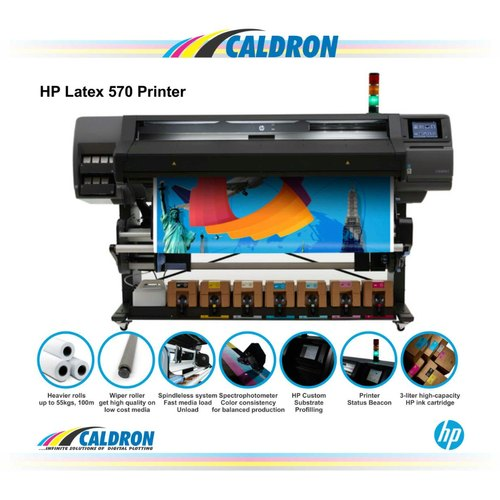 HP Latex Printing Machine - HP Latex 365 Printer
