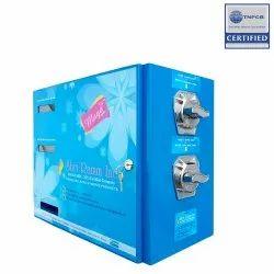 Feminine Sanitary Napkin Dispenser