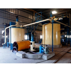 AAC Raw Material Preparation Plant