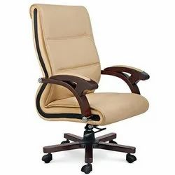 DNR Leather Boss Office Chair, Model Name/Number: PCHB 01
