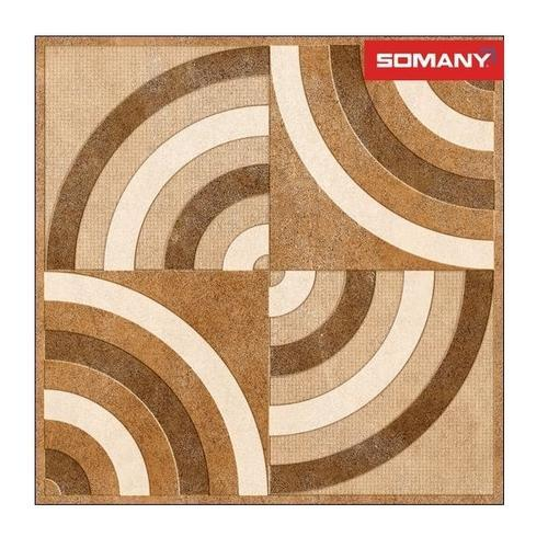 Somany Neola Brown Floor Tile Size 300 X Mm