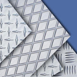 Aluminium Patterned Sheets