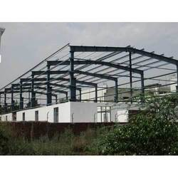 Mild Steel Panel Build Fabricated Sheds