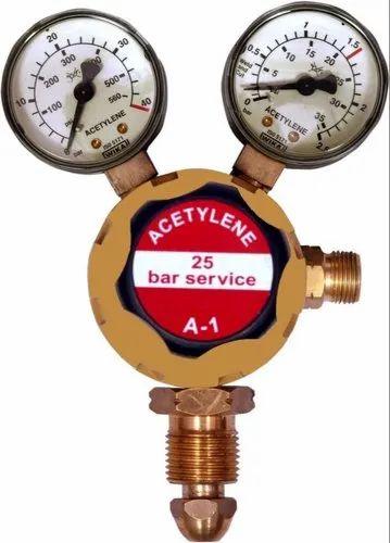 Acetylene Gas Control Unit