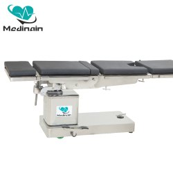Hydraulic C Arm Compatible OT Table ME-800H