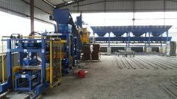 Concrete Bricks Making Machine