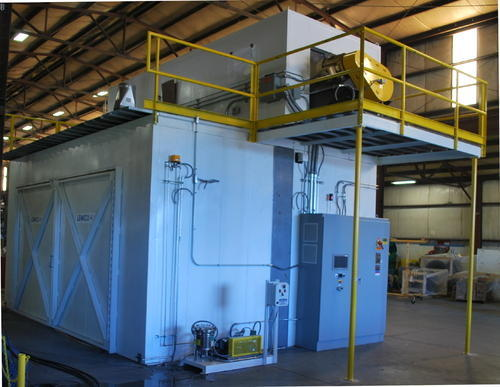 Humidification System For Spinning Mill Humidification