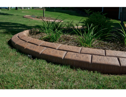 Concrete Garden Edging