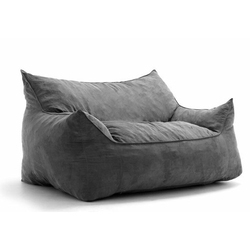 Velvet Bean Bag Sofa Size Xl Rs