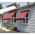 Drop PVC Window Awning