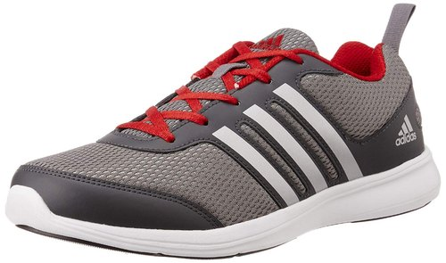 f10ce340be39 Lace-Up Adidas Men  s Yking M Running Shoes