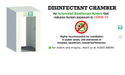 Sanitization Tunnel  Fully Automatic Disinfectant Chamber (Corona/COVID-19)