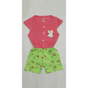 Designer Baby Girl Top and Shorts