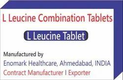 L Leucine Tablet