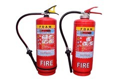 M Foam Type Fire Extinguishers