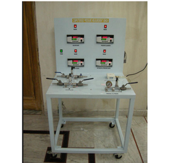 Computerized Pressure Measurement Bench