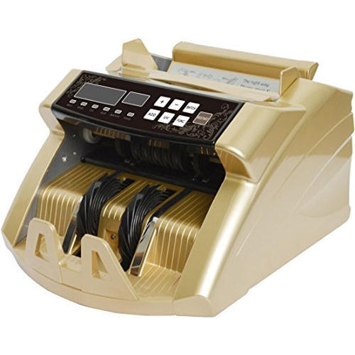 Note Counting Machine - SW - Gold LED Currency Counting