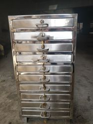 Stainless Steel HPLC Column Storage Cabinet