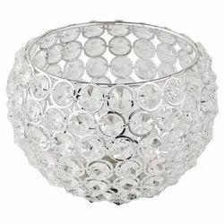 CTL04 Crystal Tealight Holders